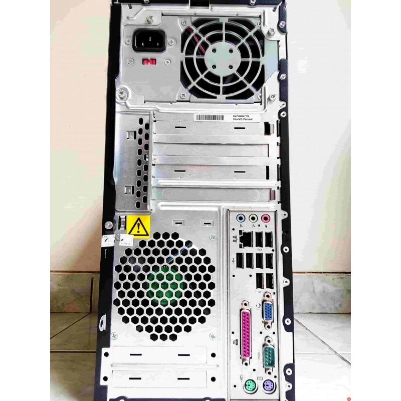 HP Compaq dx2200 Microtower PC