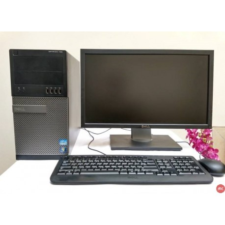 Jual komputer Dell Optiplex 790 Core i5 Tower | LCD 22 inch Wide | matracomputer.com