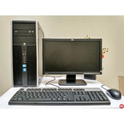Paket HP Compaq 8200 Core i5 Tower | LCD 19 inch Wide