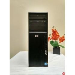 HP Workstation Z400 Xeon