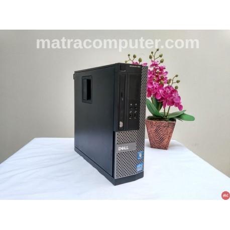 Dell Optiplex 390 SFF Core i5 komputer bekas DELL matra computer