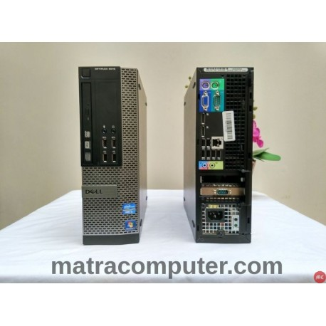 Dell Optiplex 9010 SFF Core i5 komputer bekas DELL matra computer