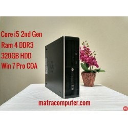 HP Elite 6200 Pro SFF Core i5
