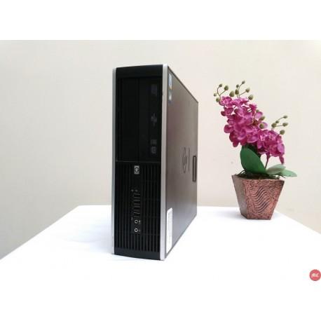 HP Elite 8000 Pro SFF Core 2 Duo komputer sekolah murah meriah