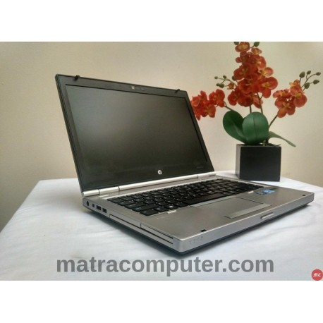 Laptop HP Elitebook 8470p Core i5 ultrabook murah