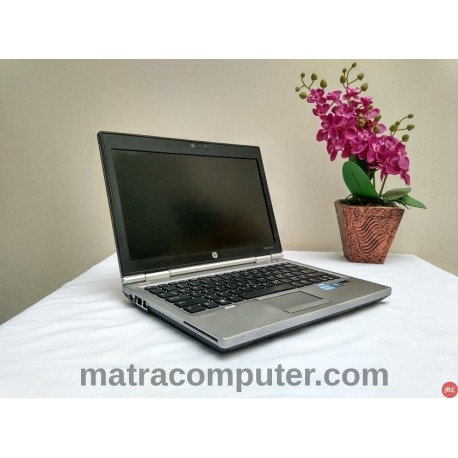 HP Elitebook 2570p Core i5 laptop ringan