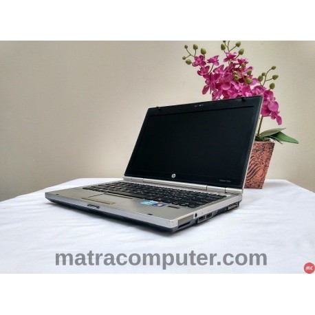 HP Elitebook 2560p Core i5 laptop ringan