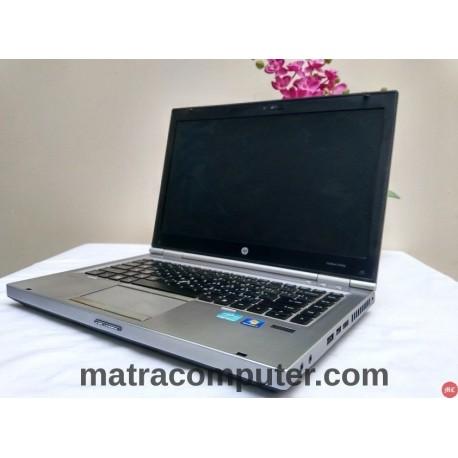 HP Elitebook 8460p Core i5 laptop murah bergaransi