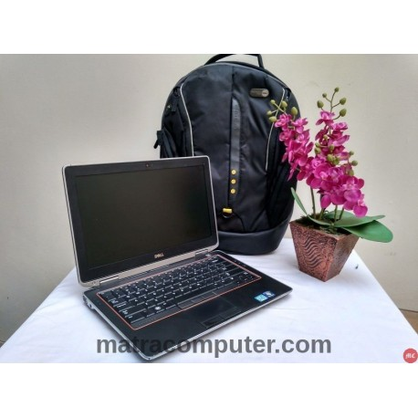 Dell Latitude E6320 Core i5 laptop bisnis ringan