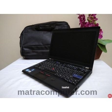Lenovo Thinkpad x220 i5 laptop murah cuman 2jutaan