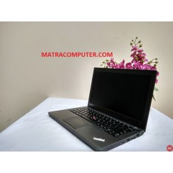 Jual Laptop Bekas Lenovo Thinkpad x240 core i5 matracomputer.com