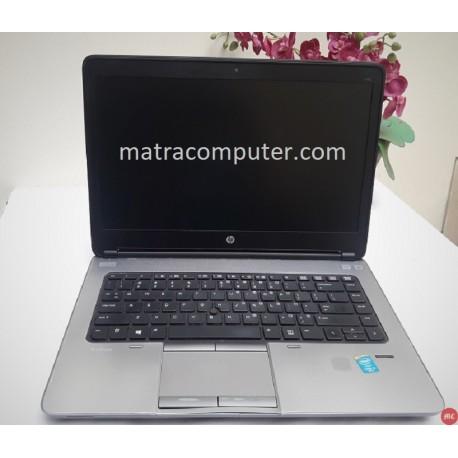 HP Probook 640 G1 i5 generasi 4 haswell