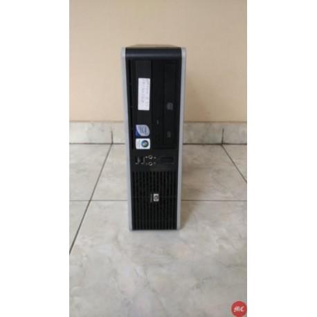 HP Compaq Dc5800p Sff Core2duo komputer bekas murah berkualitas untuk lab sekolah